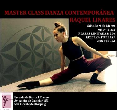 Master class Raquel Linares